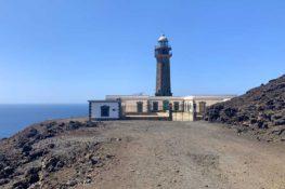 Faro de Orchilla y el antiguo Meridiano Cero