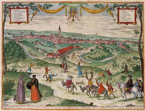 Así fueron las escapadas en el siglo XVI