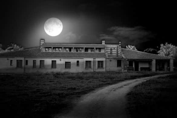 La casa rural del terror en la que algunos no aguantan ni una noche