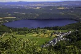 Casa Leonor: un rincón en el paisaje glaciar de Sanabria