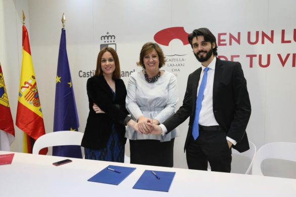 El Gobierno de Castilla-La Mancha y EscapadaRural.com firman un acuerdo para la difusión y promoción del turismo rural