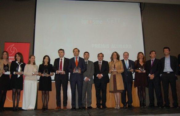 Las Ofertasfugaces ganan el Premio Alimara de los estudiantes