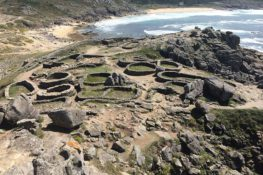 Castro de Baroña, una joya gallega de la Edad de Hierro
