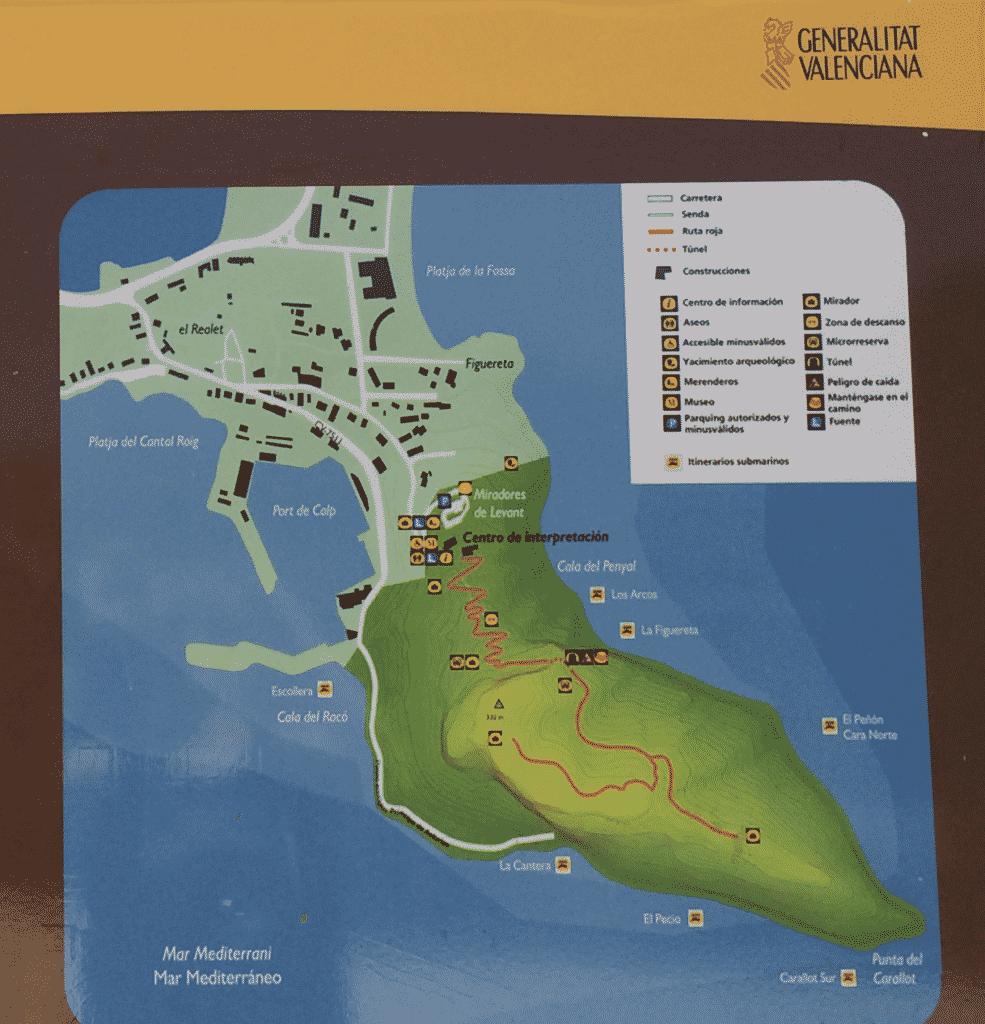 Ruta del Peñón de Ifach