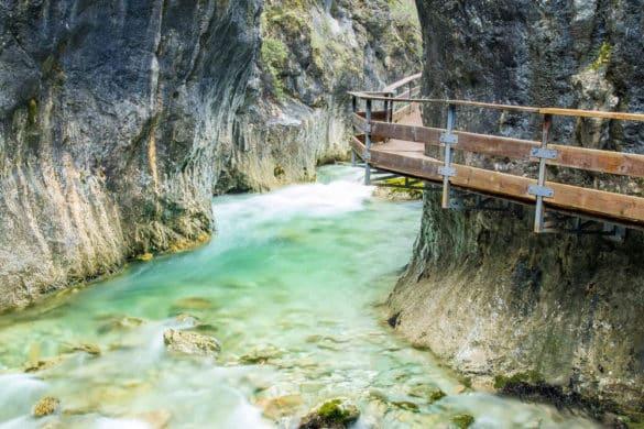 Senderismo fácil junto al Río Borosa