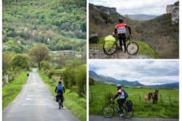 Tres rutas BTT para descubrir Burgos