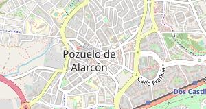 Pozuelo De Alarcon Mapa.Pozuelo De Alarcon Madrid Que Ver Y Donde Dormir