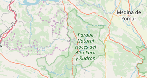 Orbaneja Del Castillo Mapa.Orbaneja Del Castillo Burgos Que Ver Y Donde Dormir